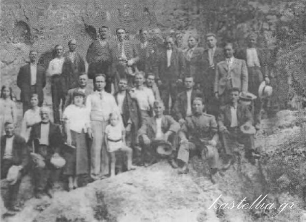 Delphi excursion (1935)